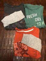 Gap Kids Boy Shirts Size 6-7 Small (Lot of 3) Long Sleeve