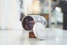 Canon 85mm f1.9 Lens Leica LTM Screw Mount