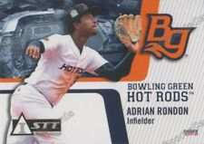 2018 Bowling Green Hot Rods Adrian Rondon RC Rookie Tampa Bay Rays Minor