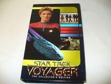 """STAR TREK VOYAGER-""CARETAKER"" VHS-COLUMBIA HOUSE, First Episode"