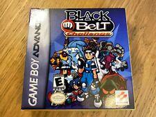 Black Belt Challenge - BOOTLEG Read Description Gameboy Advance Boxed Game