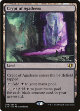 MTG - Colorless - Land - Crypt of Agadeem - Commander 2014