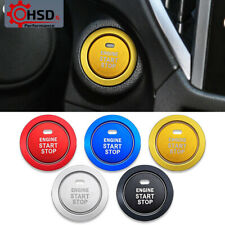Engine Start Stop Ignition Button Ring For Subaru BRZ Impreza XV Forester Outbac