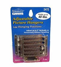 Adjustable Picture Hangers 144 Different Hanging Positions (New)