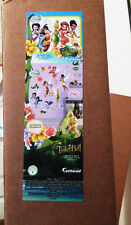 Disney Tinkerbell Collection Graphic Vinyl Wall Decals NIB Licensed Fathead