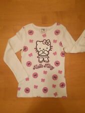 NWT Hello Kitty Halloween Long Sleeve Shirt XL 14//16 Glow In The Dark Fun Cute!