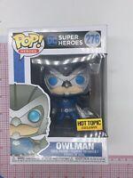 Funko Pop DC Super Heroes #276 Owlman Hot Topic Exclusive Figure F02