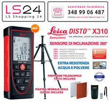 Leica DISTO X310 + Treppiede Leica TRI70 - Distanziometro Laser Leica Geosystems