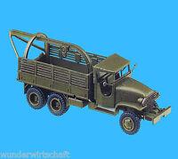 Roco Minitanks H0 611 CCKW 353 LKW + KRAN WWII US Army HO 1:87 GMC truck crane