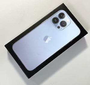 Apple iPhone 13 Pro - 1TB - SIERRA BLUE (Unlocked) A2638 - NEW SEALED - IN HAND