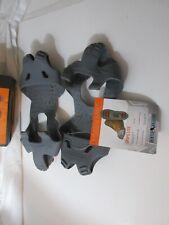 Winter Walking Anti-Slip Ice Snow Safety Shoe Grips-Lite Size Medium JD6612