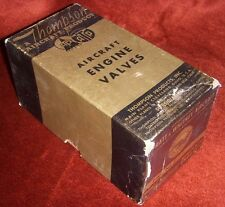 Great WWII Thompson Aircraft Products Parts Box for Pratt & Whitney Engines