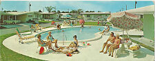 """Parkwood Mobile Home Estates, Ted Meyer, Clearwater, Florida, 3 1/2"""" X 9"""" - 1964"""