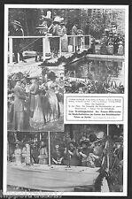 BERLIN, 1912, Frauen-Hilfsverein Reichskanzler-Palais, Gräfin von Roedern /B