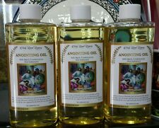 3 Jerusalem Anointing Oil Frankincense Myrrh Spikenard 250ml,8.45oz  EXCLUSIVE !