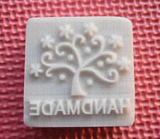 Star Tree Resin Seal Soap Stamp For Handmade Soap Candle Candy Stamp Fimo