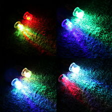 4pcs Flash Bike Bicycle Car Wheel Tire Tyre Valve Cap Neon Lamp LED Light Bulbs