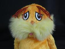 BIG KOHL'S CARES FOR KIDS YELLOW LORAX MOVIE DR. SEUSS BOOK CHARACTER