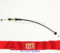 Accelerator Cable - Suzuki Sierra SJ410 (81-86) Maruti MG410 (90-99) 1.0 F10A