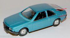 SOLIDO petite voiture RENAULT FUEGO bleu de 1980 miniature automobile auto coche