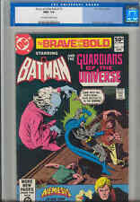 Brave and the Bold #173  CGC 9.6 Guardians of Universe / Galaxy :Price Drop!