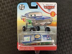 Disney Pixar Cars Saludos Amigos Ramone Racing Impala Vhtf Diecast Ship WW