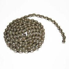 """Bicycle Chain Single Speed 1/2"""" 3/32"""" 116L For BMX And Single Speed Gear Bikes"""