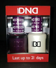 DND Daisy Soak Off Gel Polish Astral Blast 702 LED/UV 15ml gel duo NEW