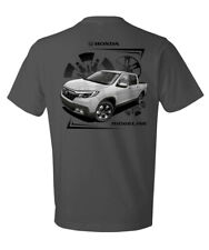 Excel Sportswear Licensed Honda Ridgeline T-Shirt Truck Automotive
