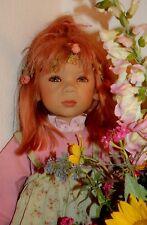 Lil Pixie Lise Annette Himstedt 2004 Play Street Kinder & Miss Molasses the Bear