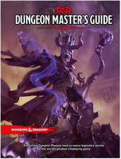 D&D Dungeon Master's Guide 5E 5th edition (Hardcover) (0786965622)