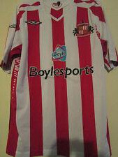 Sunderland 2007-2008 Home Football Shirt Size Adult Medium /39590/39580