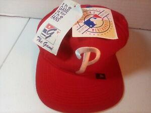 Philadelphia Phillies Baseball Cap/Hat One Size Fits All - NWT