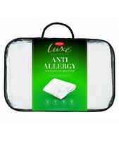 Tontine Luxe Anti Allergy Quilted Pillow Protector