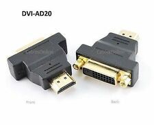 HDMI Male to DVI-D Female Audio/ Video  Converter Adapter, CablesOnline DVI-AD20