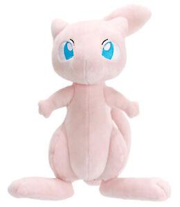 Pokemon Mew Plüsch Figur Nintendo Anime Manga Kawaii Cosplay WCT 20 cm NEU