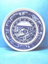 "Baltimore & Ohio Railroad 6 1/4"" Bread Plate Shenango  Free Shipping"