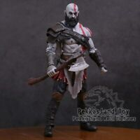 Original God of War 4 Kratos PVC Action Figure Collectible Model Toy  18cm