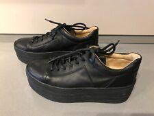 Para Mujer Zapatos De Plataforma freelance Negro Tamaño 39