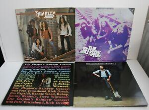 Records - Bundle, Job Lot - Rock - 1970's 1980's - LP
