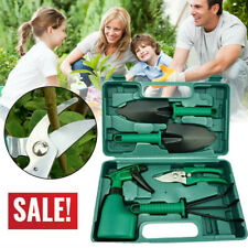 5 Pieces Stainless Steel Garden Tool Sets,Gardening Gifts Fast Shipping Portable