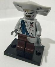 LEGO Pirates Of The Caribbean Maccus MiniFigure POC032 4184 Black Pearl