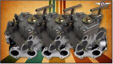 Jaguar E-Type 3.8 4.2L FAJS Triple 45 DCOE (Weber) Sidedraft Carburettor Kit