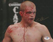 Evan Dunham Signed UFC 8x10 Photo PSA/DNA COA Picture Autograph 182 156 167 102