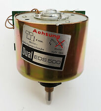 Dual Electric Motor EDS500 Turntable Part