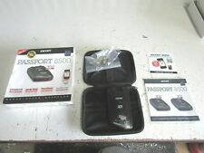 Escort Passport 8500 X50 Radar Detector Black-Red Readout with Box & Manual Nice