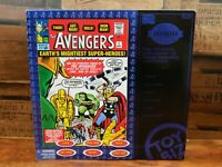 Marvel The Avengers Action Figure Set - Special Collectors Edition - ToyBiz 1999