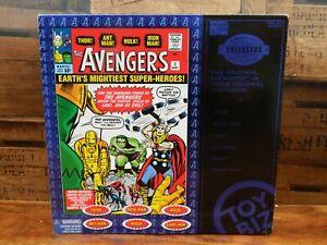 Marvel The Avengers Action Figure Set - Special Collectors Edition - ToyBiz1999