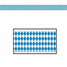 Oktoberfest Patterned Poly Decorating Material