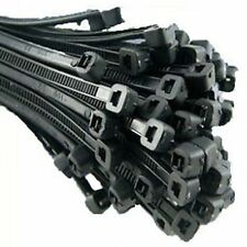 Plastic Cable Ties Long and Wide Extra Large Zip Ties wrap Extra heavy duty ties